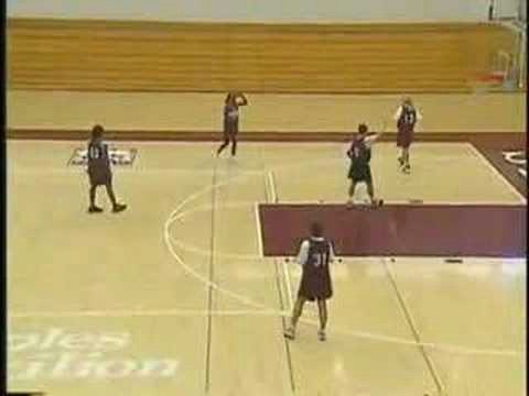 Drawing Up Basketball Plays Youth Basketball Plays Motion Zone Offense Youtube