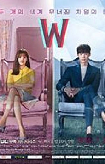 w two worlds korean drama
