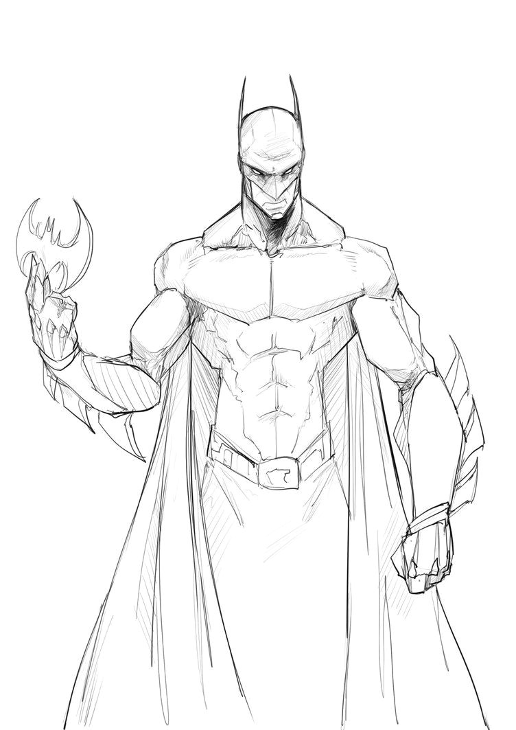 batman warmup by sketchydeez on deviantart