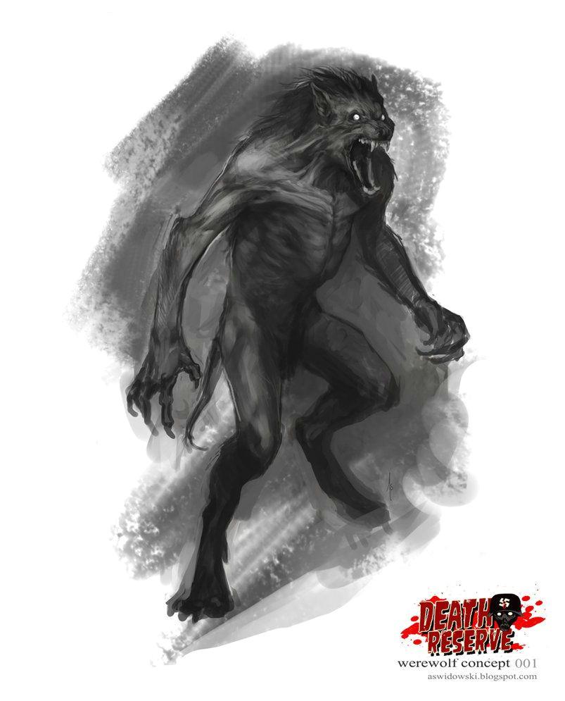 death reserve werewolf by vonkreep1313 on deviantart