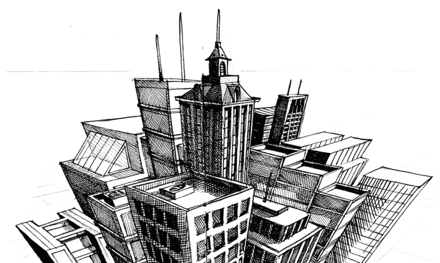let s get some perspective on three point perspective drawing first of all what exactly is it here s a quick refresher for anyone who can nail one point
