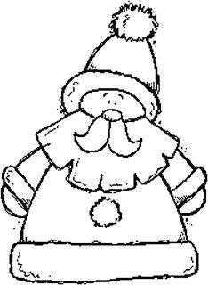 pai natal denise reinert a drawing christmas