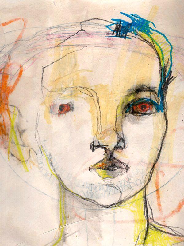jyliangustlin portraits kunst jeg liker portrait art art drawings