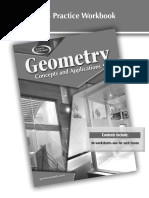mcgraw hill geometry concepts and applications skills practice workbook answer key glencoe mcgraw