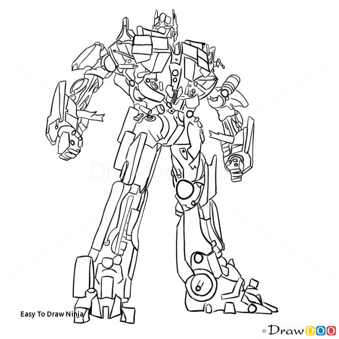 easy to draw ninja 18 best how to draw transformers images on pinterest of easy to