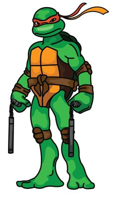 how to draw michelangelo ninja turtles step by step easy step by step drawing tutorial