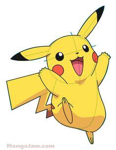 how to draw pikachu from pokemon step by step type pokemon pokemon go pokemon