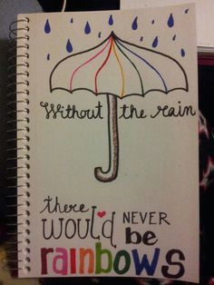 1 girl nation count your rainbows angieetjee a quote drawings