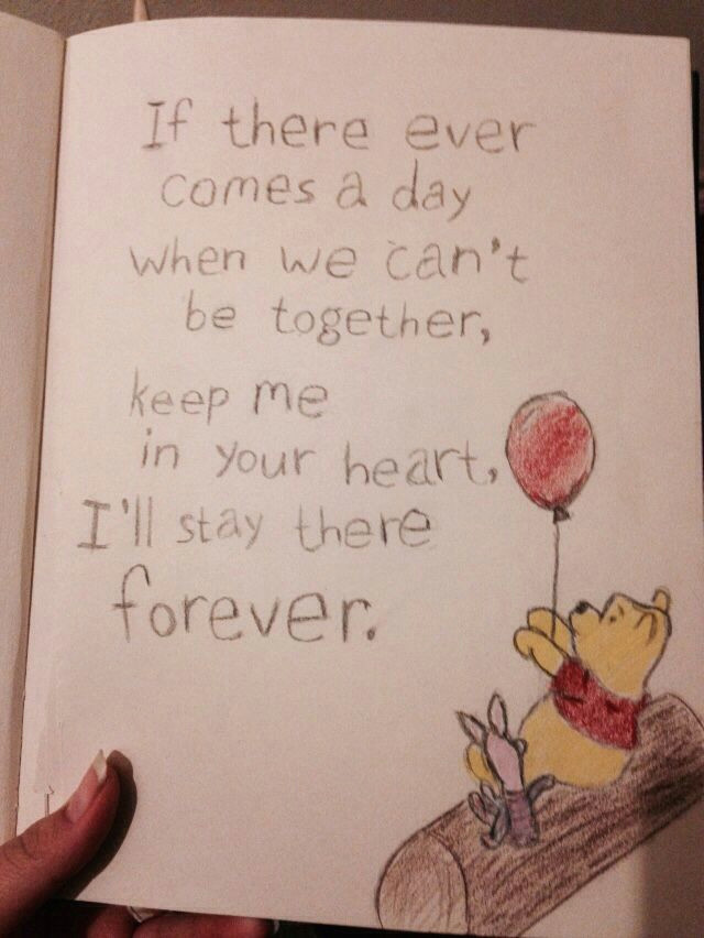 i am kinda proud of this one it s pretty simple how do you not love winnie the pooh i drew this like a year or so ago i think