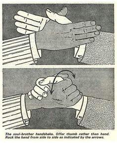 soulbrother handshake survival handshake logo welt culture soul brothers illustration art