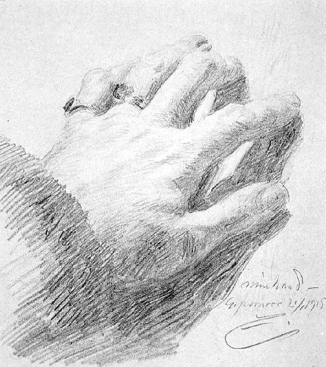 by zorn anders hand figure drawing life drawing painting drawing