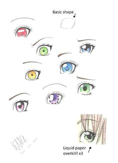 manga eyes manga anime anime art drawing sketches drawing tips drawing