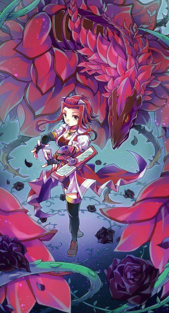 black rose dragon yu gi oh 5d s gaara pokemon cards rpg