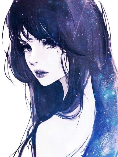 imagen de girl anime and art