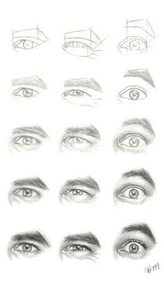 male face drawing drawing eyes eye drawings pencil drawings painting drawing
