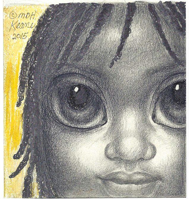 gallant a keane big eyeseye