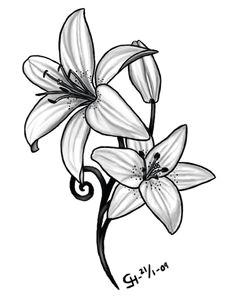 daffodil march birth flower tattoo ideas lilly may birth flower tattoo