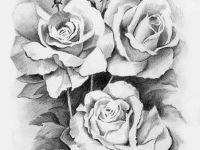 real black roses awesome drawings roses s s media cache ak0 pinimg originals 89 0d 6b black