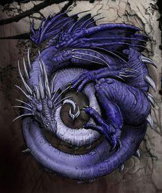 coiled blue dragon illustration fantasy illustration dragon pictures blue dragon dragon 2