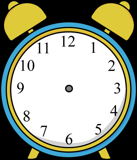 alarm clock without hands clip art alarm clock without hands image