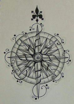 fancy compass new tattoos body art tattoos cool tattoos tatoos mandala compass