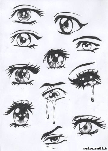 12576247ef93a6766b53597bcc8509dc jpg 358a 500 pixels cartoon eyes drawing cartoon hair anime hair