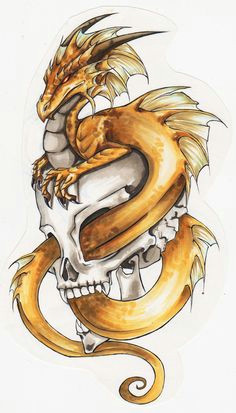 50 dragon tattoos designs and ideas