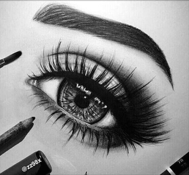 amazing drawings cute drawings pencil drawings amazing art eye art portrait