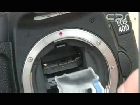 canon cpn changing the focus screen eos 40d 50d 5d and 1d series
