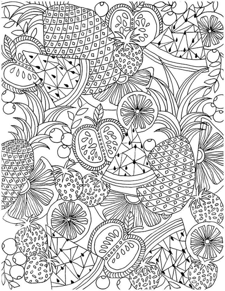 the etiquette of flower pattern drawing