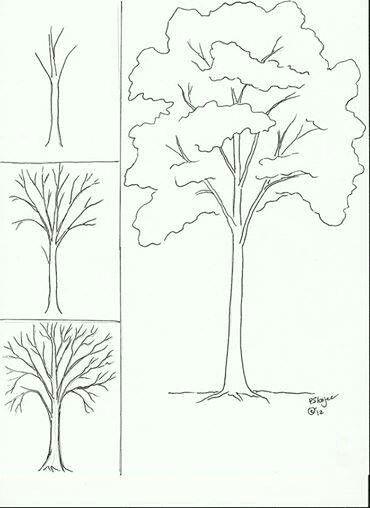 draw tree