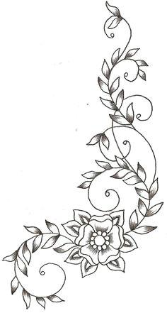 drawings of vines and flowers vine tribal vinyl drawings of flowers and vines xpx vine