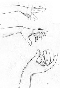how to draw reaching hands google search hand reaching out drawing hands reaching out