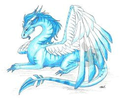 d7fb862f18bc606deca57345abab2d43 ice dragon dragon drawings jpg
