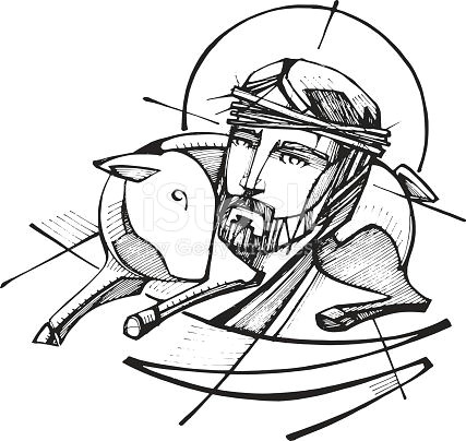 pobierz ta ilustracja wektorowa jesus christ good shepherd teraz szukaj wia cej w bibliotece wolnych od tantiem grafik wektorowych istock