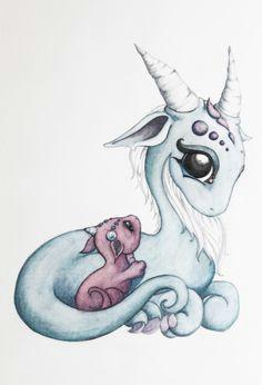 mama and baby dragon cute dragon drawing cute dragon tattoo baby dragon tattoos