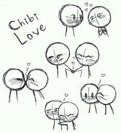 chibi love anime art manga anime anime chibi boyfriend drawings drawing stuff