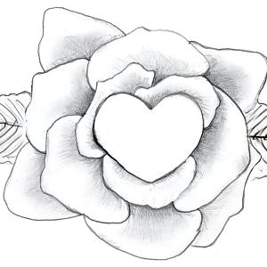 heart drawings35 jpg