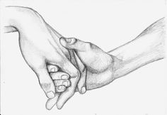 to the ones who said they loved me tattoos of hands holdinghand