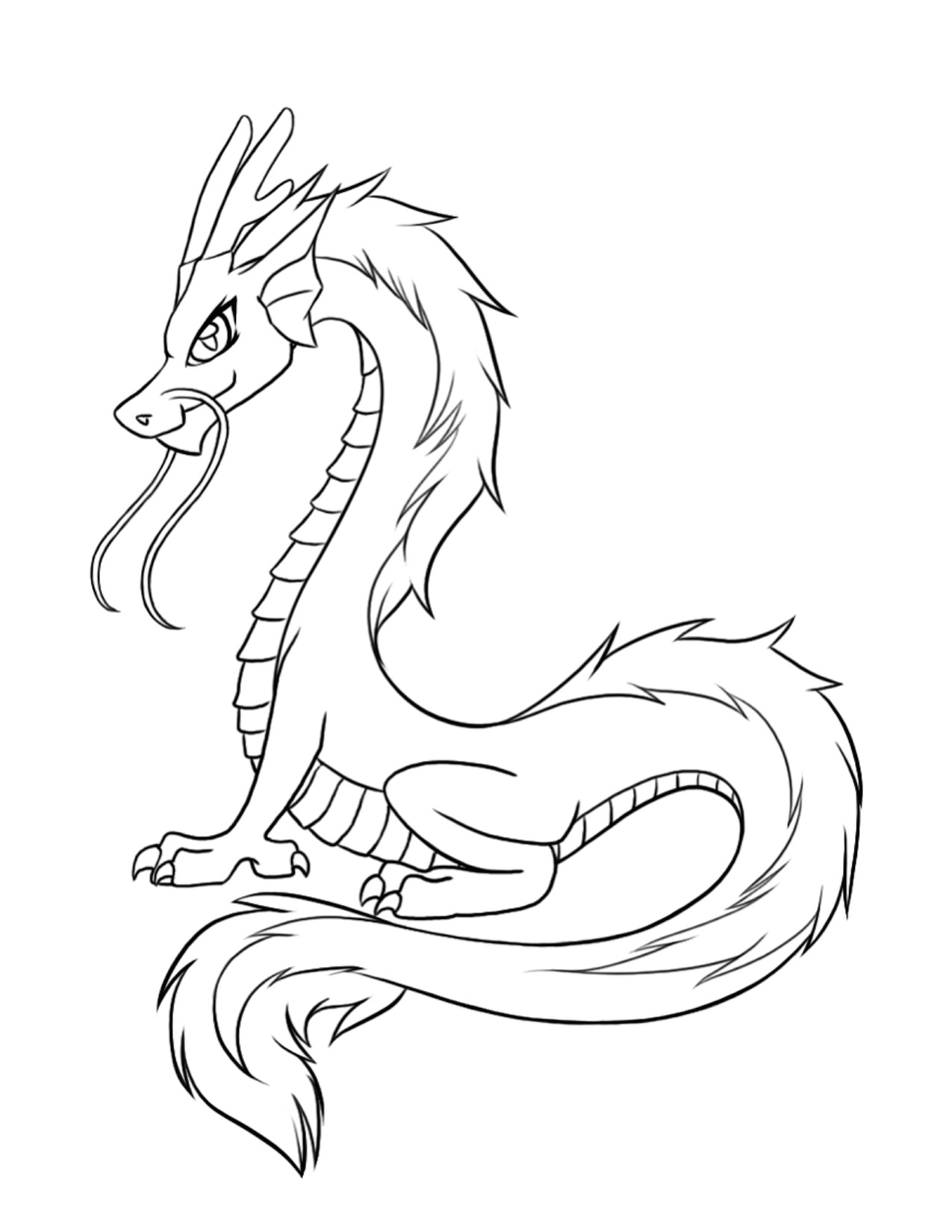 realistic dragon coloring pages free printable dragon coloring pages for kids