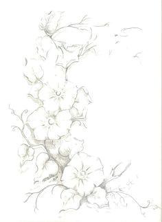 morning glory tattoo birth flower tattoos tattoo outline tatoo wildflower tattoo