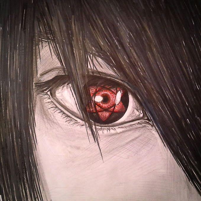 real mangekyou sharingan by amrinalc sasuke eyes sharingan eyes sasuke uchiha mangekyou sharingan