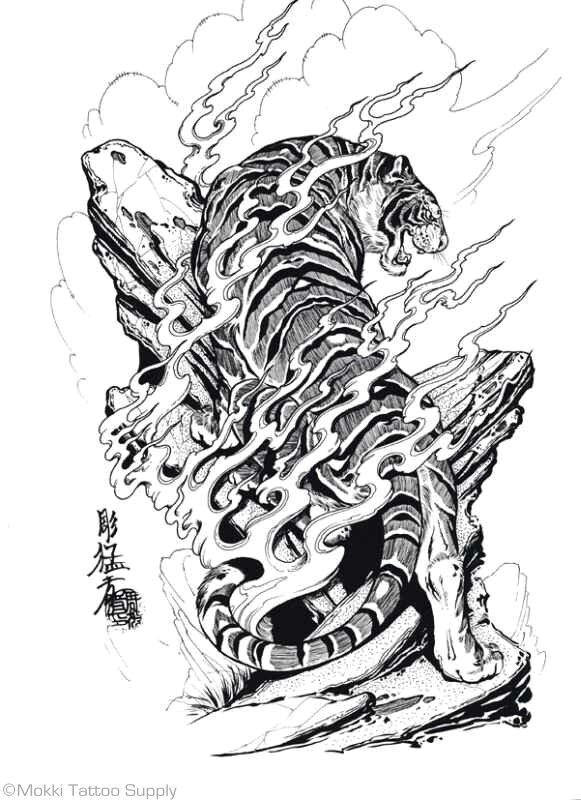 tatuagem oriental orient tattoo koi phoenix queixa dragon