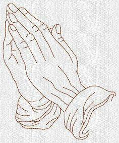 praying hands redwork machine embroidery designs 5 00 via etsy embroiderydesigns embroidery patterns