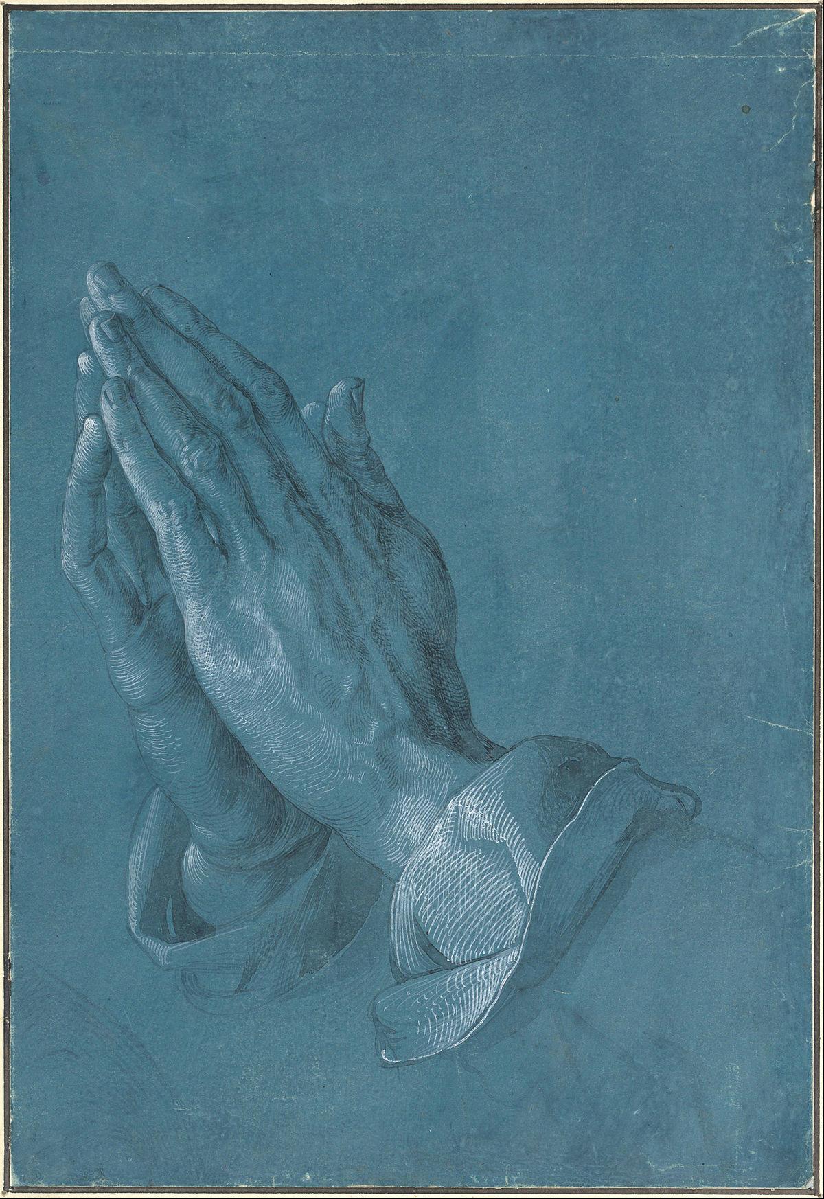 1200px albrecht d c3 bcrer praying hands 2c 1508 google art project jpg