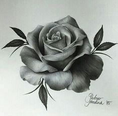 incredible realism rose art by