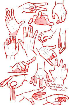 i need all the help i can get for drawing hands because hands are frankin hard
