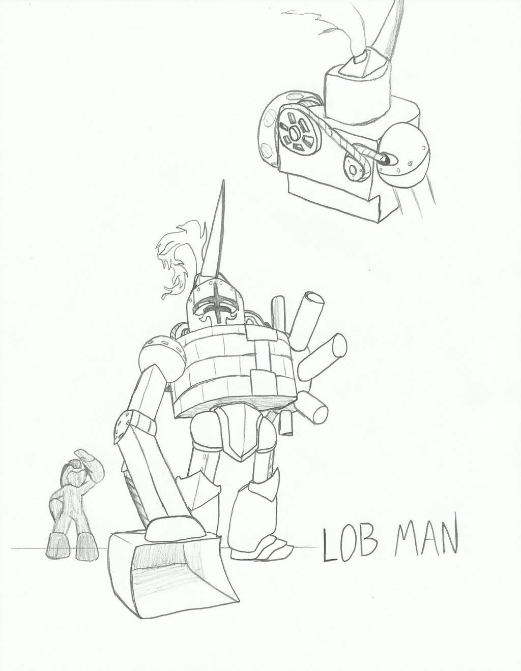 unstablereactor mega man robot master oc lob man by unstablereactor
