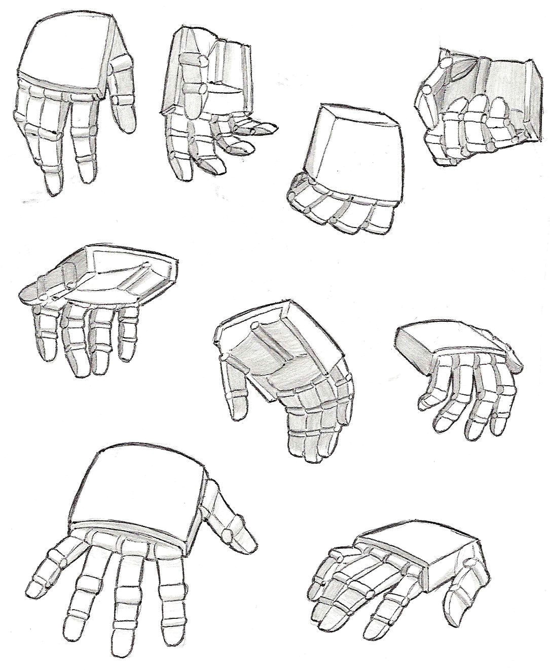 robot hand transformers funny figure sketching hand sketch draw something carina