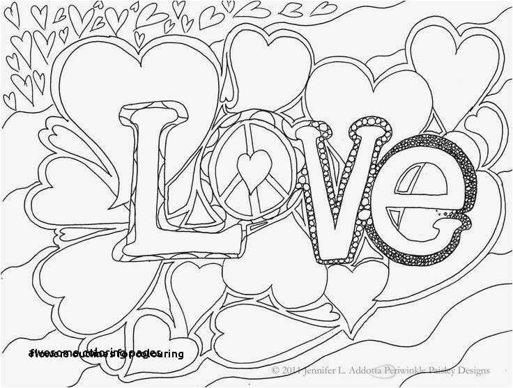 flowers outlines for colouring new flower clipart outline colour in pages best coloring page 0d